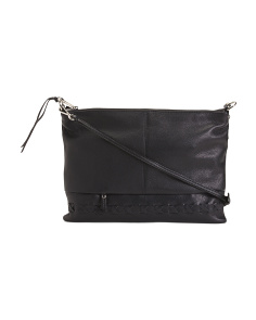 Coachella Leather Crossbody