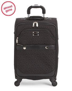 21in Quilted Nylon Carry-on