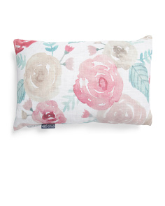 14x24 Abbi Floral Pillow