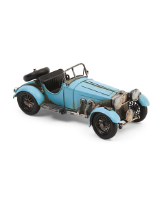 Roadster Car Decor