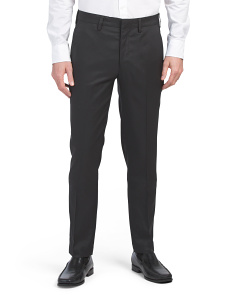 Slim Fit Comfort Stretch Pants