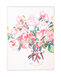 30x40 Floral Bouquet Canvas Wall Art