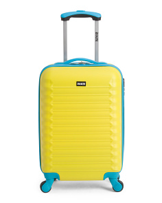 20in Hue Hardside Spinner Carry-on