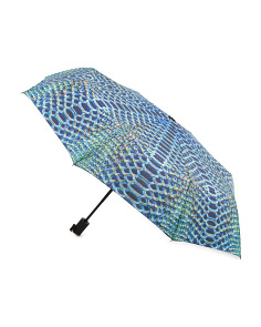 Auto Open & Close Printed Umbrella