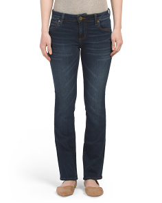 Petite High Rise Bootcut Jeans