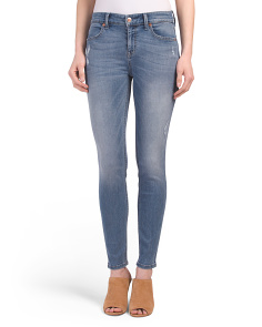 Janice Mid Rise Ultra Skinny Jeans