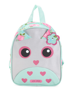 Girls Owl Mini Backpack