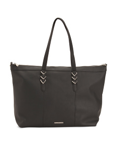 Side Fold Satchel