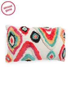 Made In India 14x24 Abstract Pillow