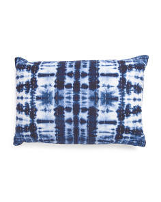 Made In India 16x24 Shibori Pillow
