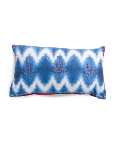 Made In India 14x24 Shibori Pillow