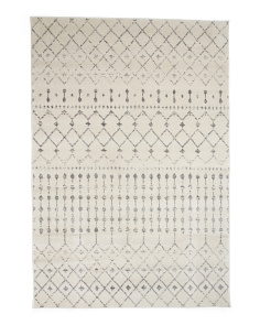 Made In Turkey Moroccan Trellis Area Rug