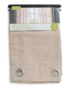 54x84 Set Of 2 Textured Curtains