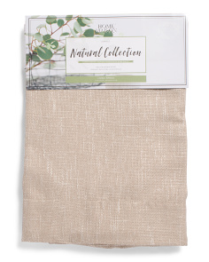 37x84 Set Of 2 Natural Curtains
