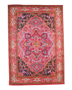 Made In Turkey Bohemian Look Area Rug