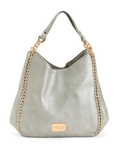 Colette Triple Entry Handbag