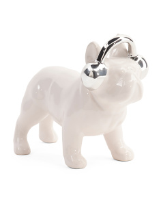 7in Ceramic Frenchie