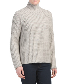 Rifonia Soft Boucle Wool Blend Sweater