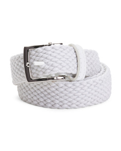 Women's Stretch Woven Golf Belt