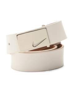 Women's Sleek Modern Leather Belt