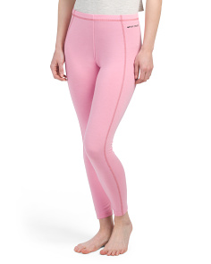 Mid-weight Body Fit Ankle Pants