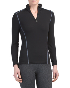 Skins Quarter Zip Top