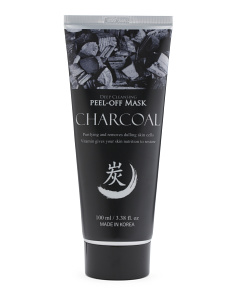Made In Korea Charcoal Peel Off Mask