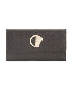 Made In Italy Leather Wallet
