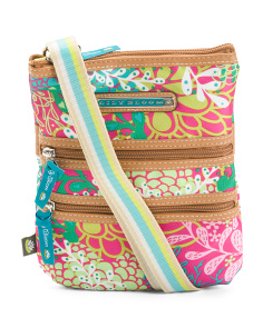 Multi Section Crossbody