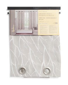 Set Of 2 Energy Saving Blackout Curtains