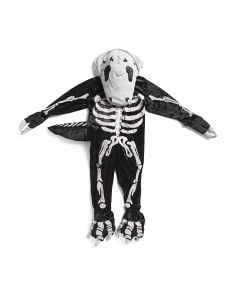 Toddler Dinosaur Skeleton Costume