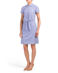 Jaimie Shirt Dress
