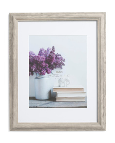 11x14 Matted Shabby Wall Frame
