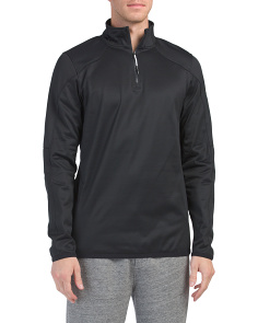 Reactor Quarter Zip Top
