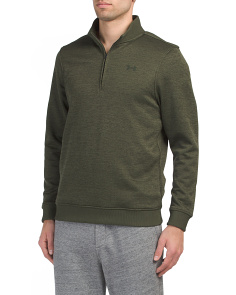 Storm Sweaterfleece Quarter Zip Top