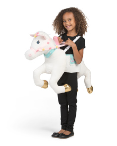 Kids Step In Carousel Horse Costume