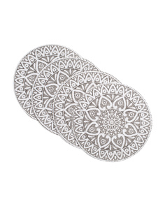 Made In India 4pk Printed Placemats