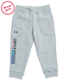 Girls Favorite Fleece Capris