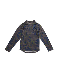 Boys Performance Thermal Base Layer Top