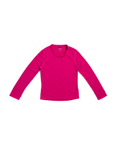 Girls Base Layer Top