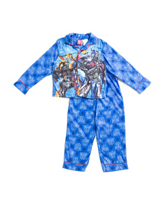 Boys 2pc Transformers Microfleece Sleep Set