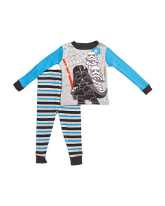 Toddler Boys 4pc Star Wars Sleep Set