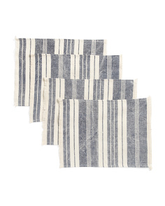 Made In India Set Of 4 Sormonne Placemats
