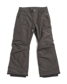 Big Boys Bolt Cargo Snow Pants