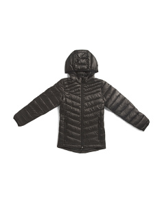 Big Girls D Lite Puffer Jacket