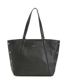 Nolly Large Leather Satchel