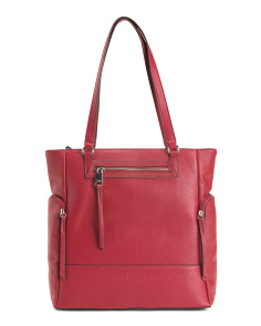 Isabelle Leather Tote