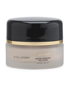 24k Gold Ageless Hydrating Face Cream