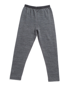 Youth Woolskin Baselayer Pants
