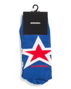Made In Italy Star Socks
